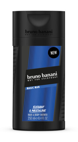 Bruno Banani Magic Man sprchový gel 250 ml