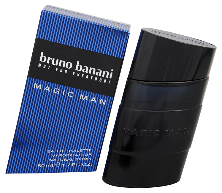 Bruno Banani Magic Man - EDT 50 ml