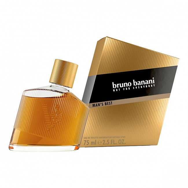 Bruno Banani Man`s Best - EDT 50 ml