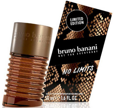 Bruno Banani No Limits Man - EDT 30 ml