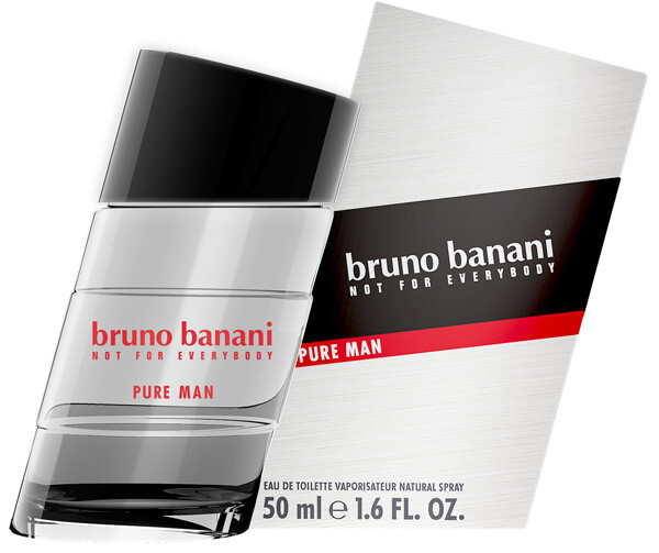 Bruno Banani Pure Man - EDT 50 ml