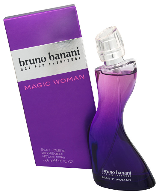 Bruno Banani Magic Woman - EDT 30 ml