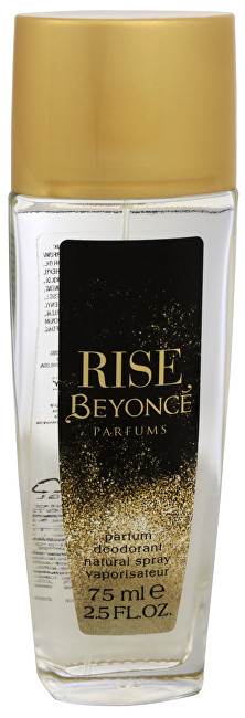 Beyoncé Rise - deodorant s rozprašovačem 75 ml