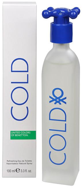 Benetton Cold - EDT 100 ml