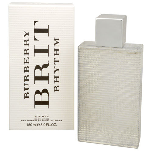 Burberry Brit Rhythm For Her - sprchový gél 150 ml