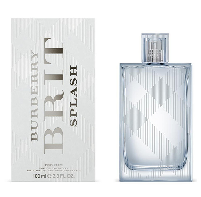 Burberry Brit Splash For Him - EDT 100 ml