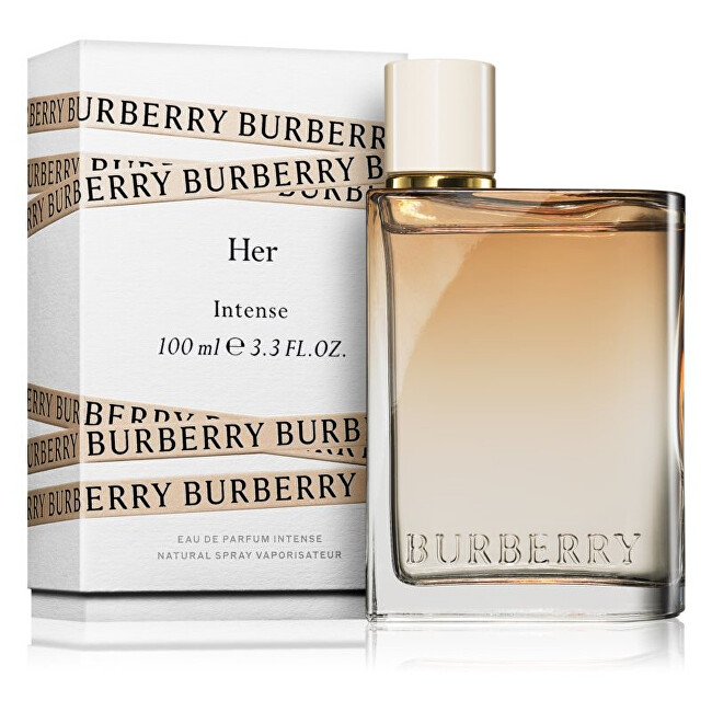 Burberry Her Intense parfumovaná voda dámska 30 ml