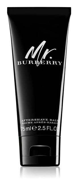 Burberry Mr. Burberry - balzám po holení 75 ml