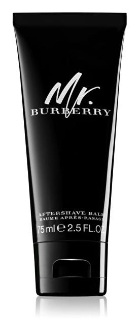 Burberry Mr. Burberry balzám po holení 75 ml