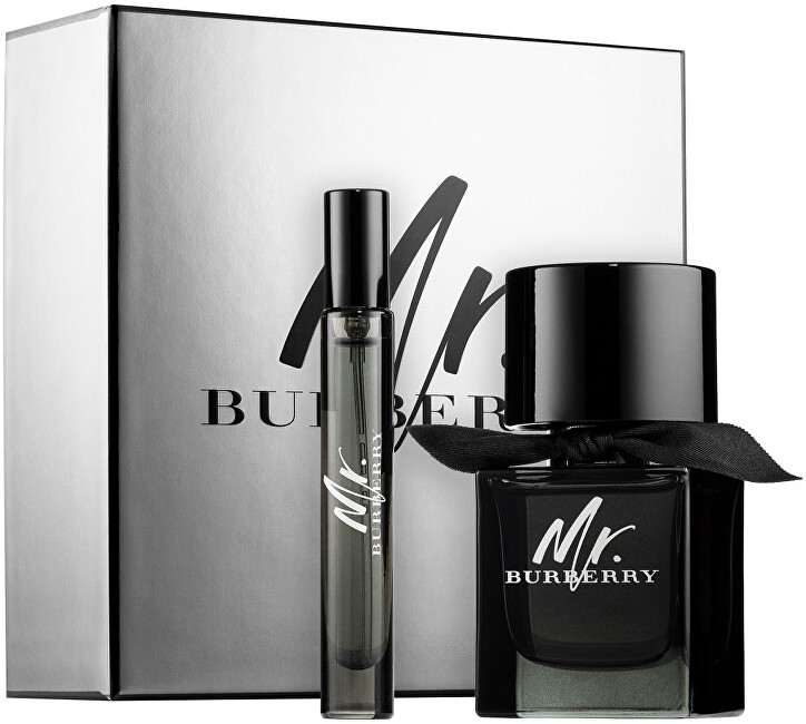 Burberry Mr. Burberry - EDP 50 ml + EDP 7,5 ml