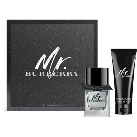 Burberry Mr. Burberry - EDT 50 ml   balzám po holení 75 ml