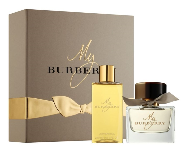 Burberry My Burberry - EDT 90 ml + sprchový olej 240 ml