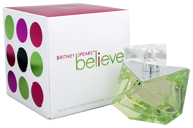 Britney Spears Believe parfumovaná voda dámska 50 ml