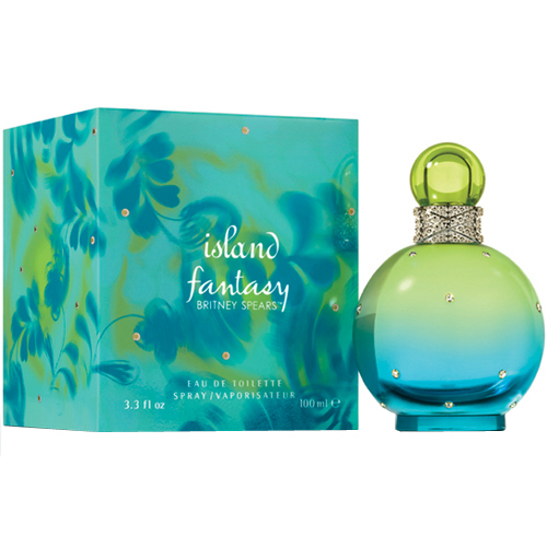 Britney Spears Island Fantasy - EDT 100 ml
