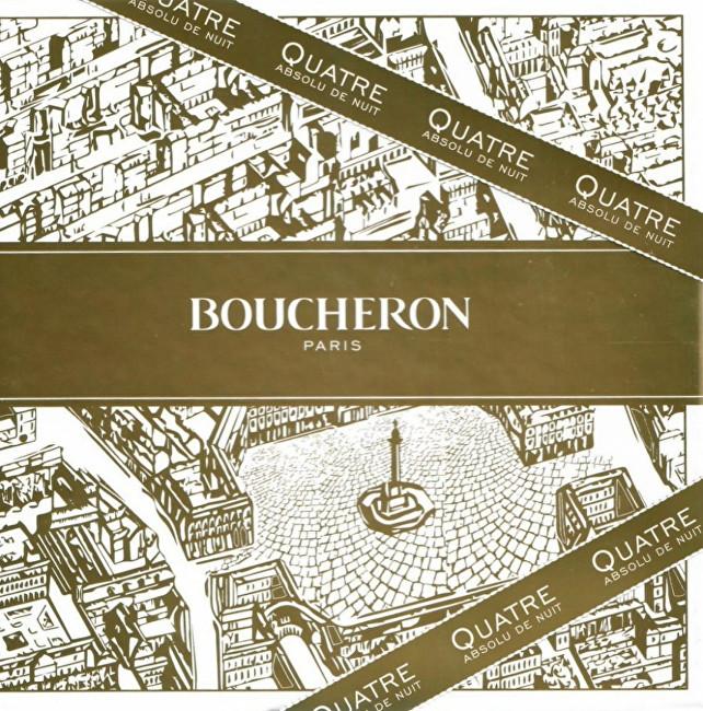 Boucheron Absolu De Nuit Pour Femme - EDP 50 ml + tělové mléko 100 ml
