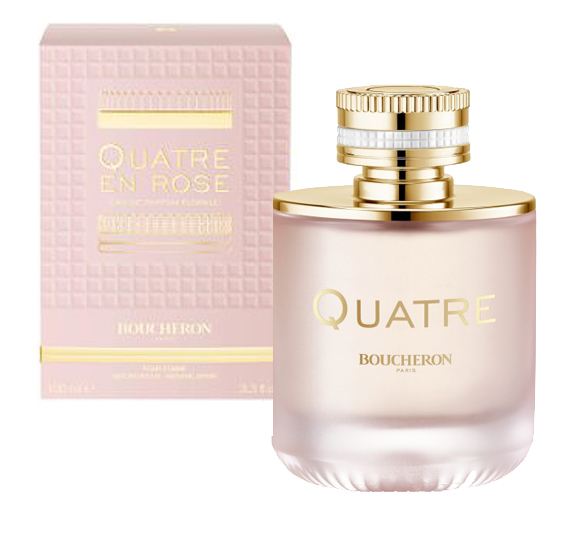 Boucheron Quatre En Rose  EDP TESTER 100 ml