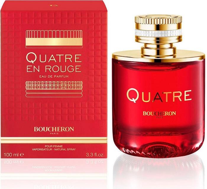 Boucheron Quatre En Rouge - EDP 50 ml