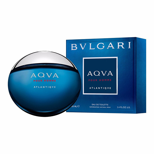 Bvlgari Aqva Pour Homme Atlantiqve - EDT 50 ml