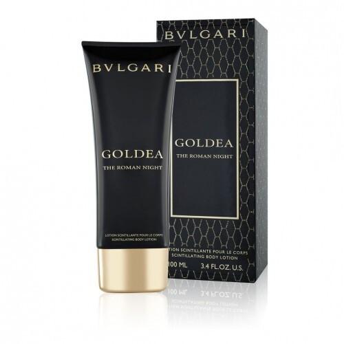 Bvlgari Goldea Roman Night tělové mléko 100 ml
