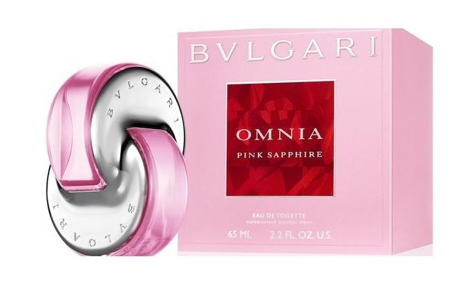 Bvlgari Omnia Pink Sapphire toaletná voda dámska 65 ml