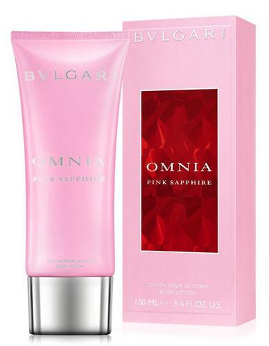 Bvlgari Omnia Pink Sapphire tělové mléko 100 ml