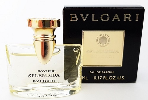 Bvlgari Splendida Iris D`Or - miniatura EDP 5 ml