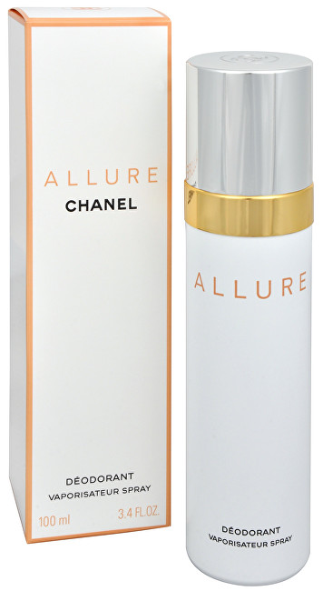 Chanel Allure - deodorant v spreji 100 ml
