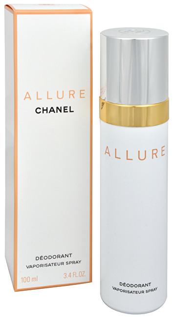 Chanel Allure - deodorant ve spreji 100 ml