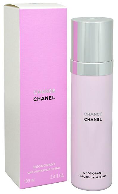 Chanel Chance - deodorant ve spreji 100 ml