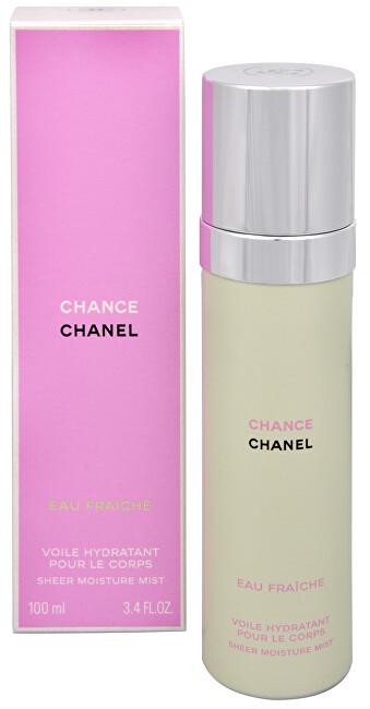 Chanel Chance Eau Fraiche - osvěžující tělový sprej 100 ml
