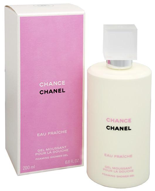 Chanel Chance Eau Fraiche - sprchový gel 200 ml