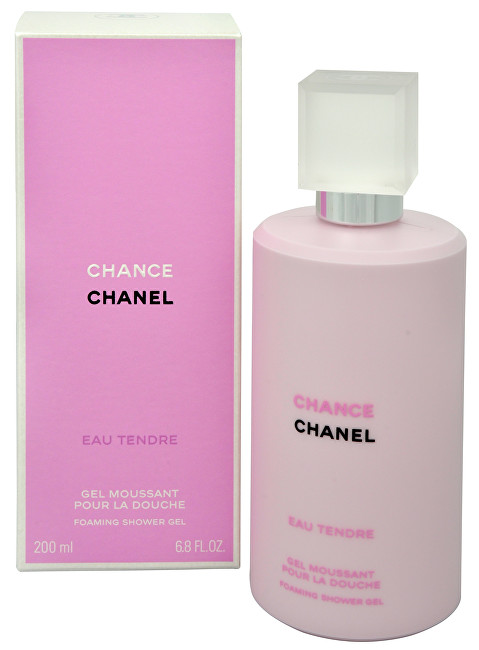 Chanel Chance Eau Tendre - sprchový gél 200 ml