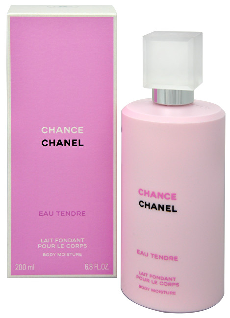 Chanel Chance Eau Tendre - telové mlieko 200 ml
