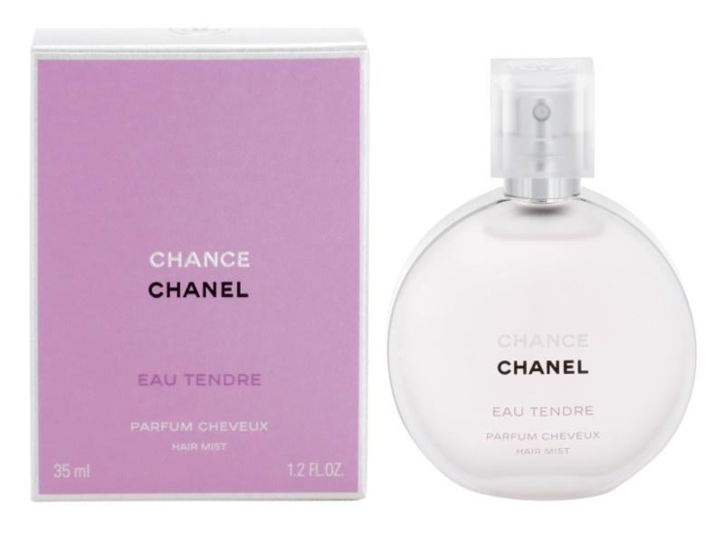 Chanel Chance Eau Tendre - vlasová mlha 35 ml