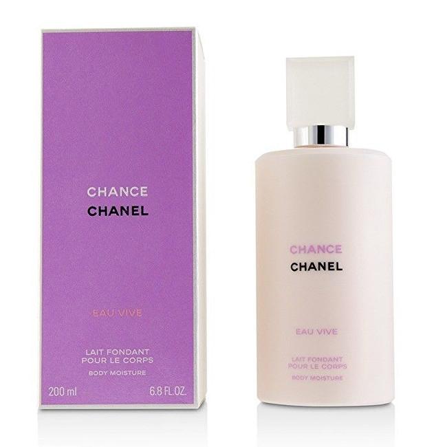 Chanel Chance Eau Vive tělové mléko 200 ml