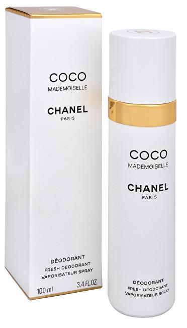 Chanel Coco Mademoiselle - dezodorant v spreji 100 ml