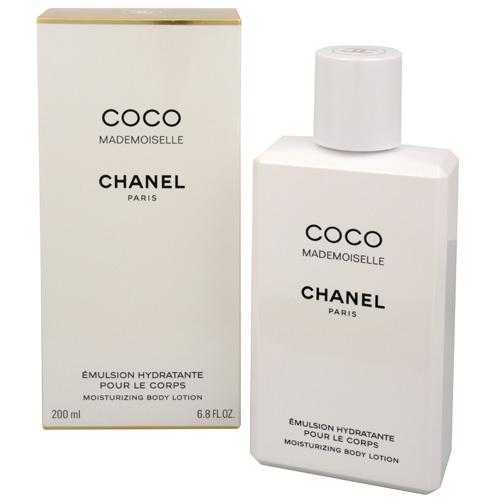 Chanel Coco Mademoiselle - telové mlieko 200 ml