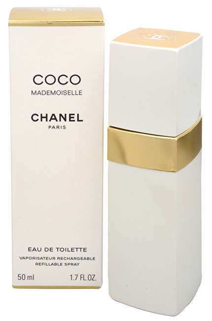 Chanel Coco Mademoiselle - EDT (plnitelná) 50 ml