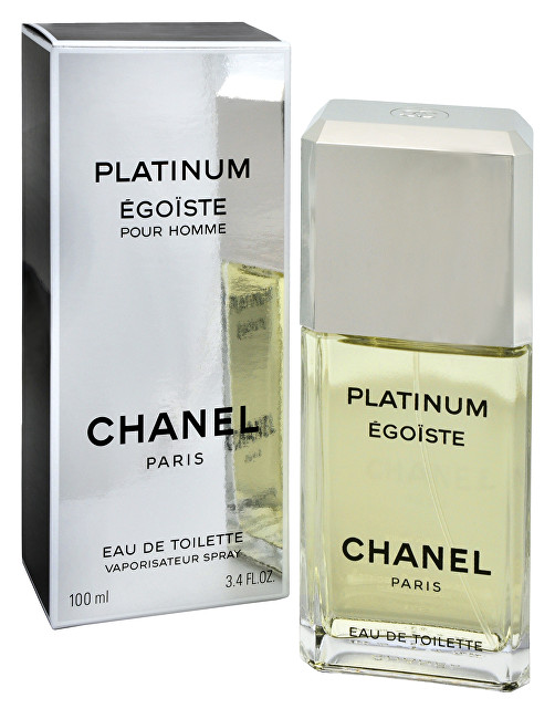 Chanel Égoiste Platinum - EDT 50 ml