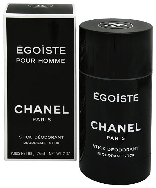 Chanel Égoiste - tuhý deodorant 75 ml