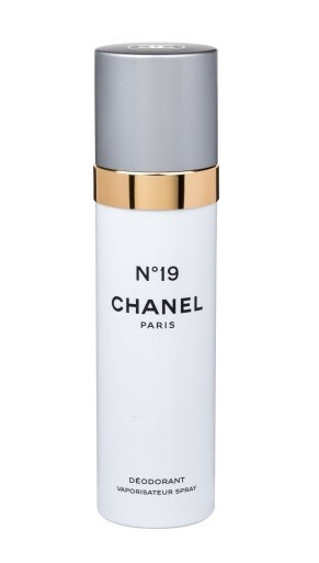 Chanel No 19 Eau de Parfum  deodorant ve spreji 100 ml