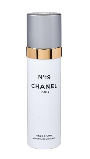 Chanel No. 19 Eau de Parfum - deodorant ve spreji 100 ml