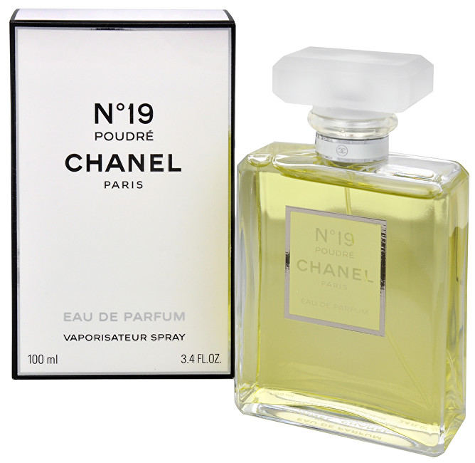 Chanel No. 19. Poudré parfumovaná voda dámska 100 ml