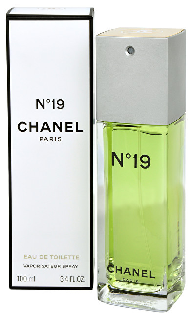 Chanel No. 19 - EDT 100 ml