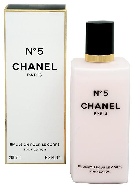 Chanel No. 5 - tělové mléko