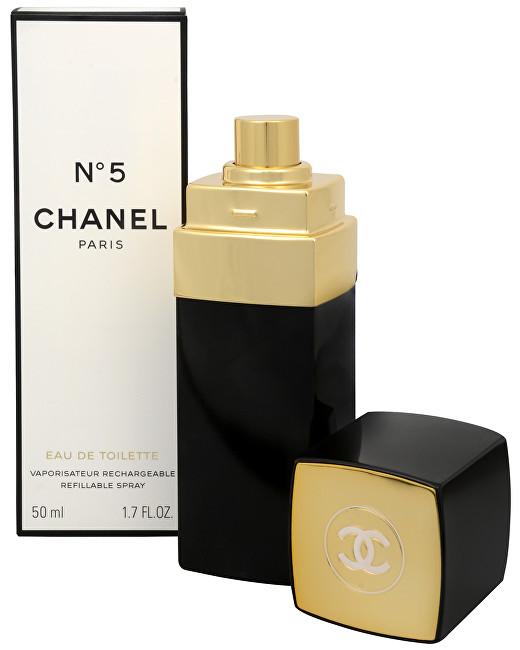 Chanel No. 5 - EDT (plniteľná) 50 ml