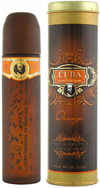 Cuba Orange toaletná voda pánska 100 ml