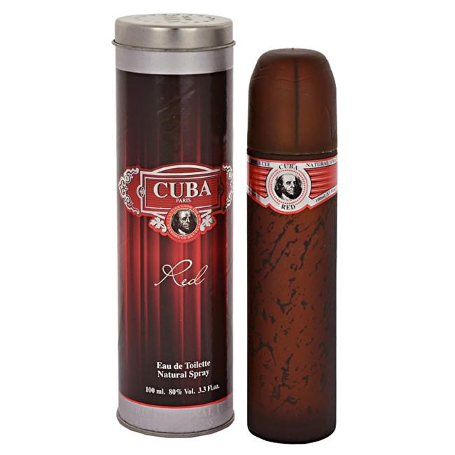 Cuba Red - EDT 100 ml
