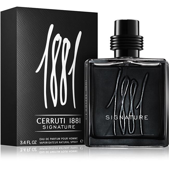 Nino Cerruti Cerruti 1881 Signature Parfumovaná voda pánska 100 ml