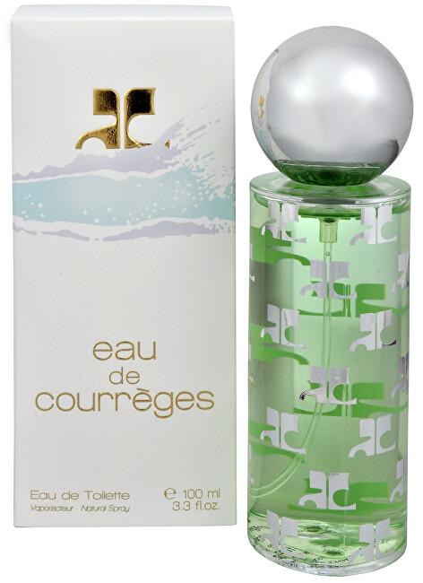 Courrèges Eau De Courreges - toaletná voda s rozprašovačom 20 ml